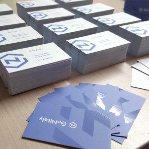 Ziangi Rotorua Business cards