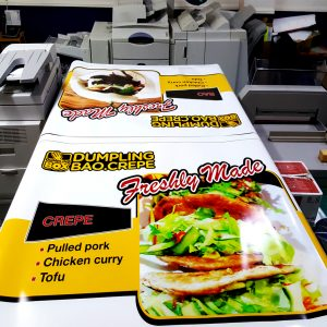 Large Format Poster print